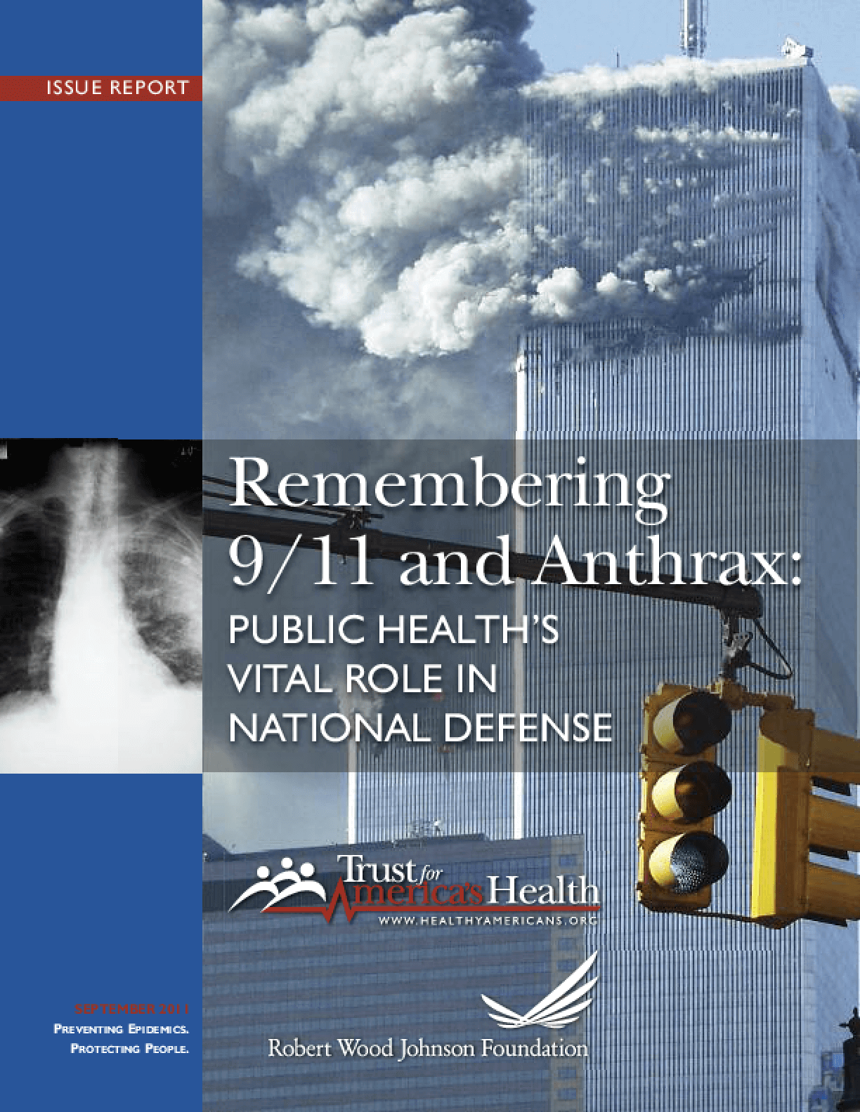 Remembering 9/11 and Anthrax: Public Health's Vital Role in National Defense