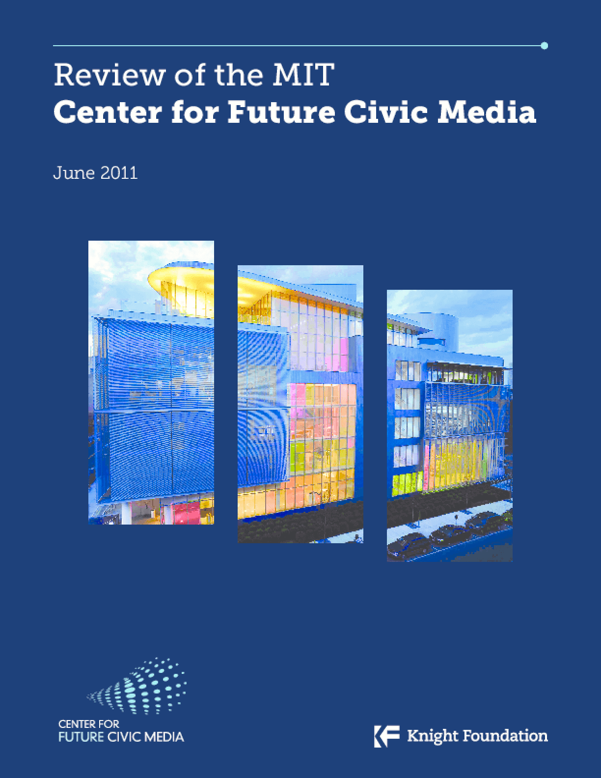 Review of the MIT Center for Future Civic Media