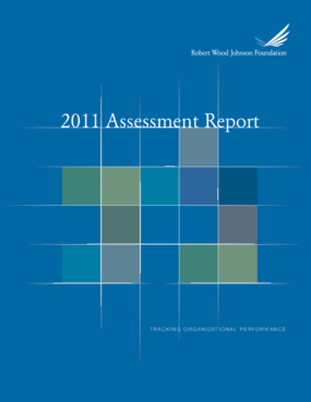 RWJF Assessment Report 2011