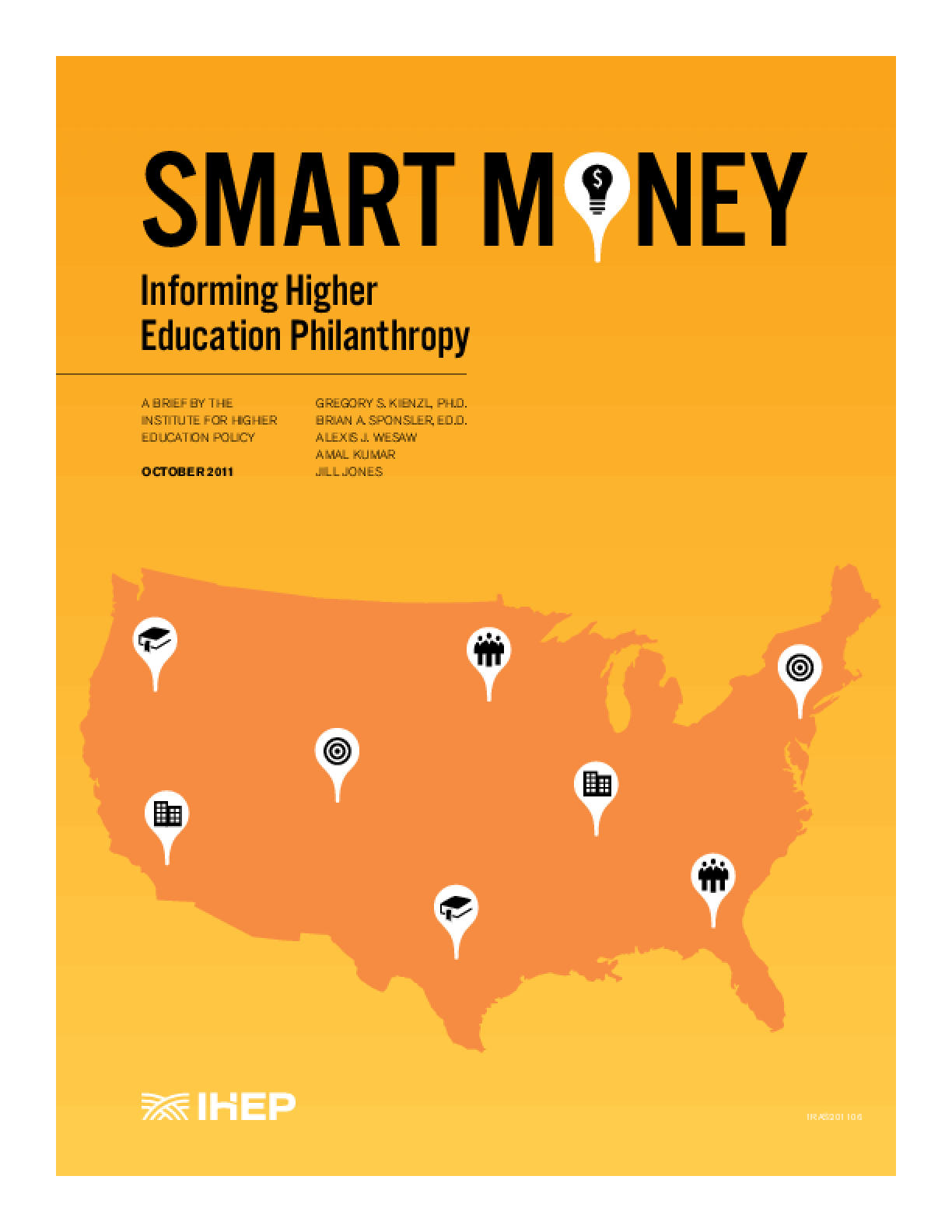 Smart Money: Informing Higher Education Philanthropy