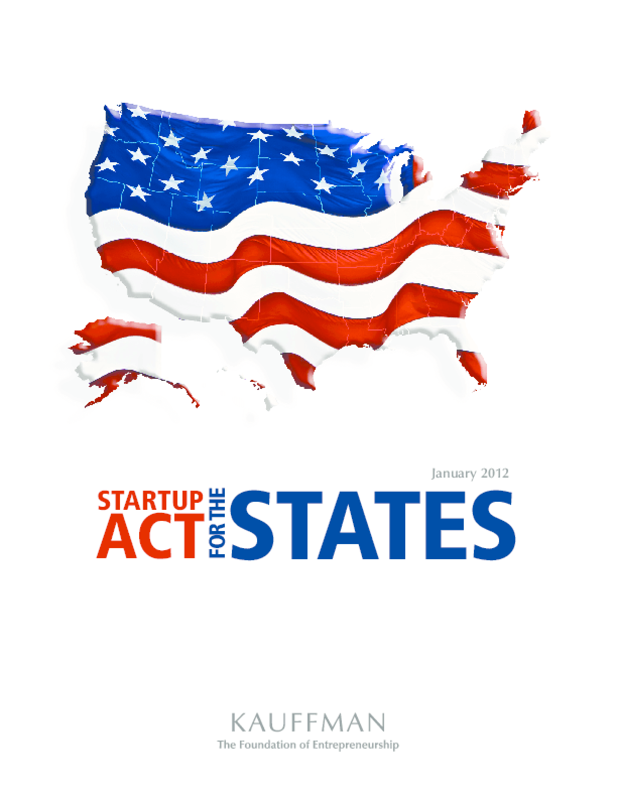 Startup Act for the States