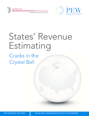 States' Revenue Estimating: Cracks in the Crystal Ball