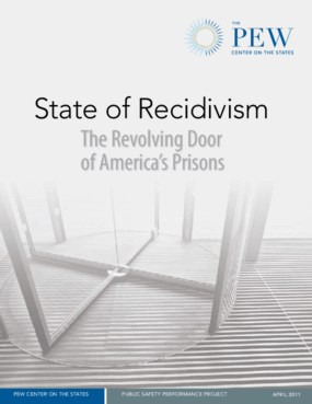 State of Recidivism: The Revolving Door of America's Prisons