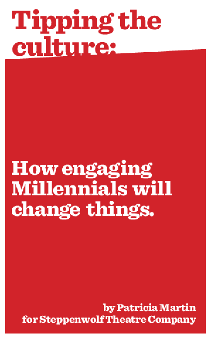 Tipping the Culture: How Engaging Millennials Will Change Things