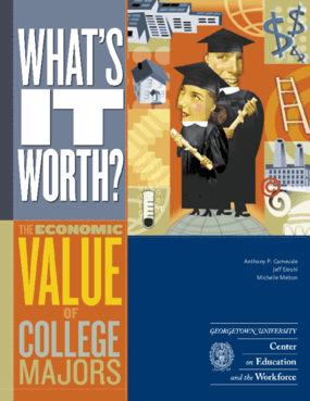 What's It Worth? The Economic Value of College Majors