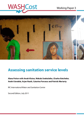 Assessing Sanitation Service Levels, 2nd Edition