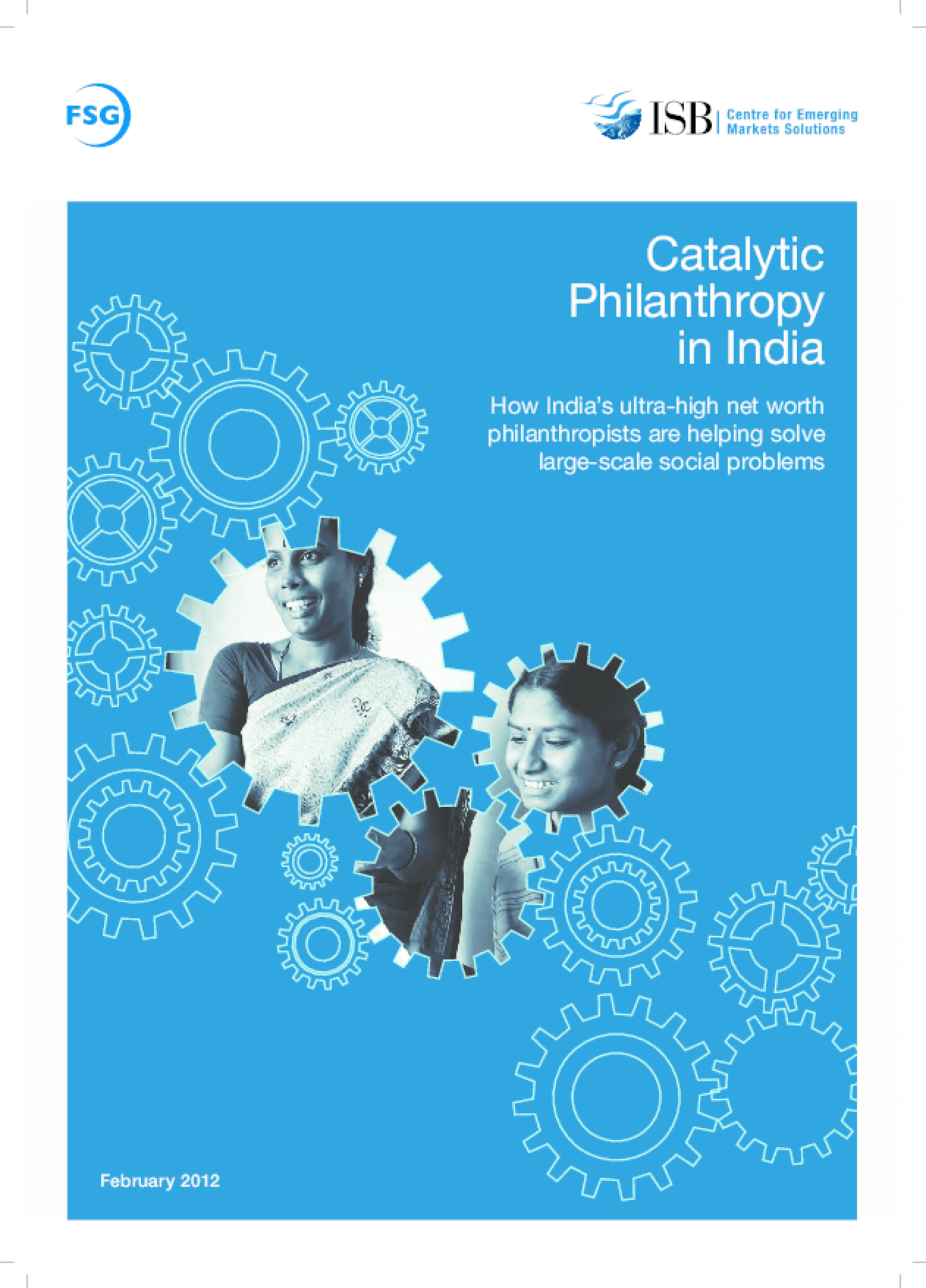 Catalytic Philanthropy In India