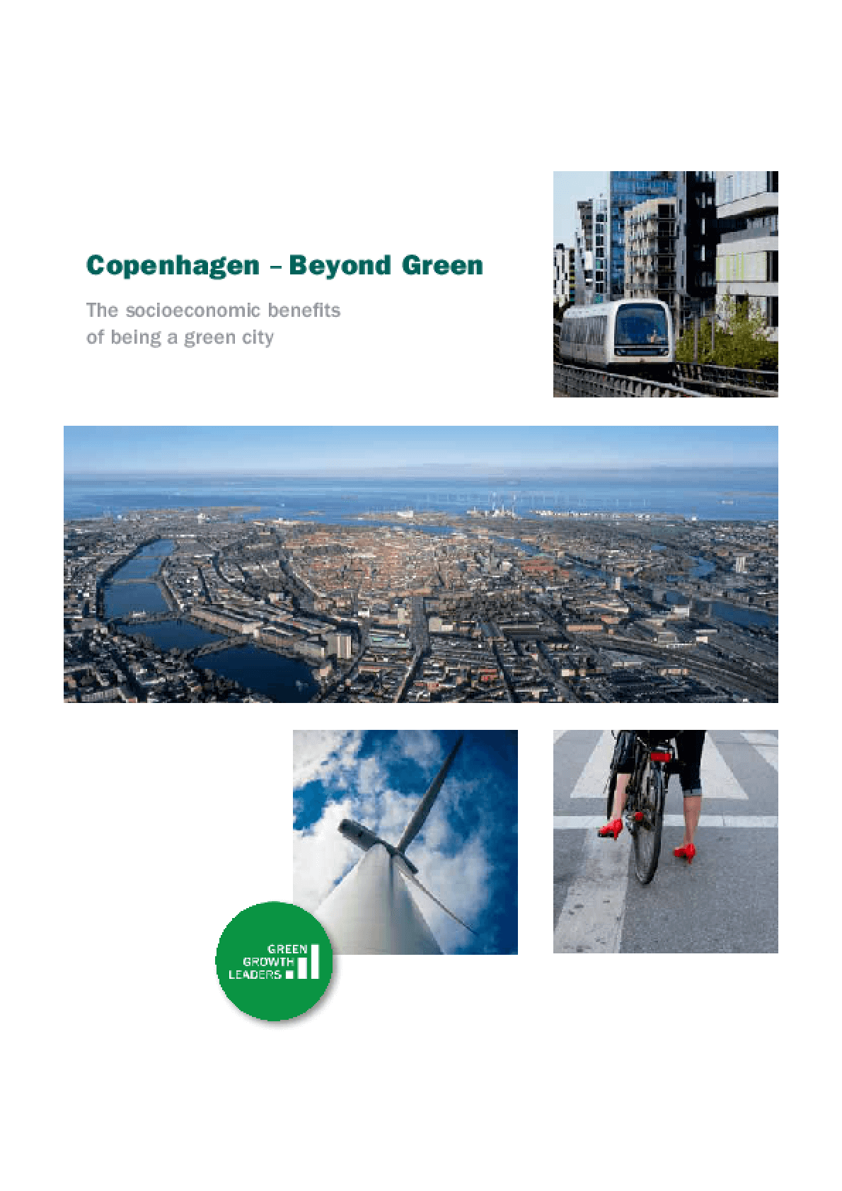Copenhagen - Beyond Green: The socioeconomic benefits of being a green city