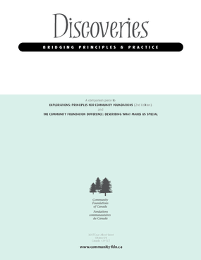 Discoveries: Bridging Principles and Practice (A Practical Guide to Explorations)