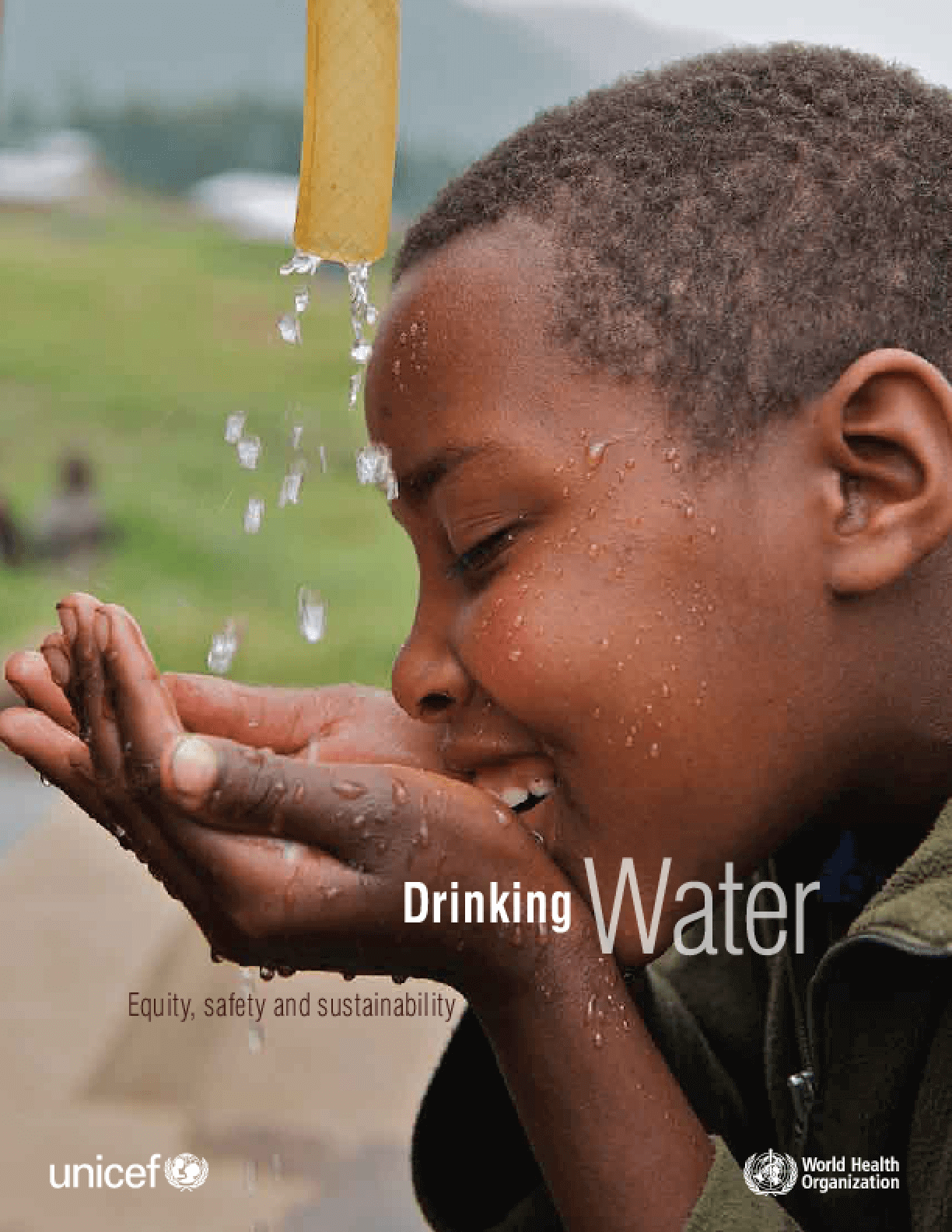 Drinking Water: Equity, Safety and Sustainability