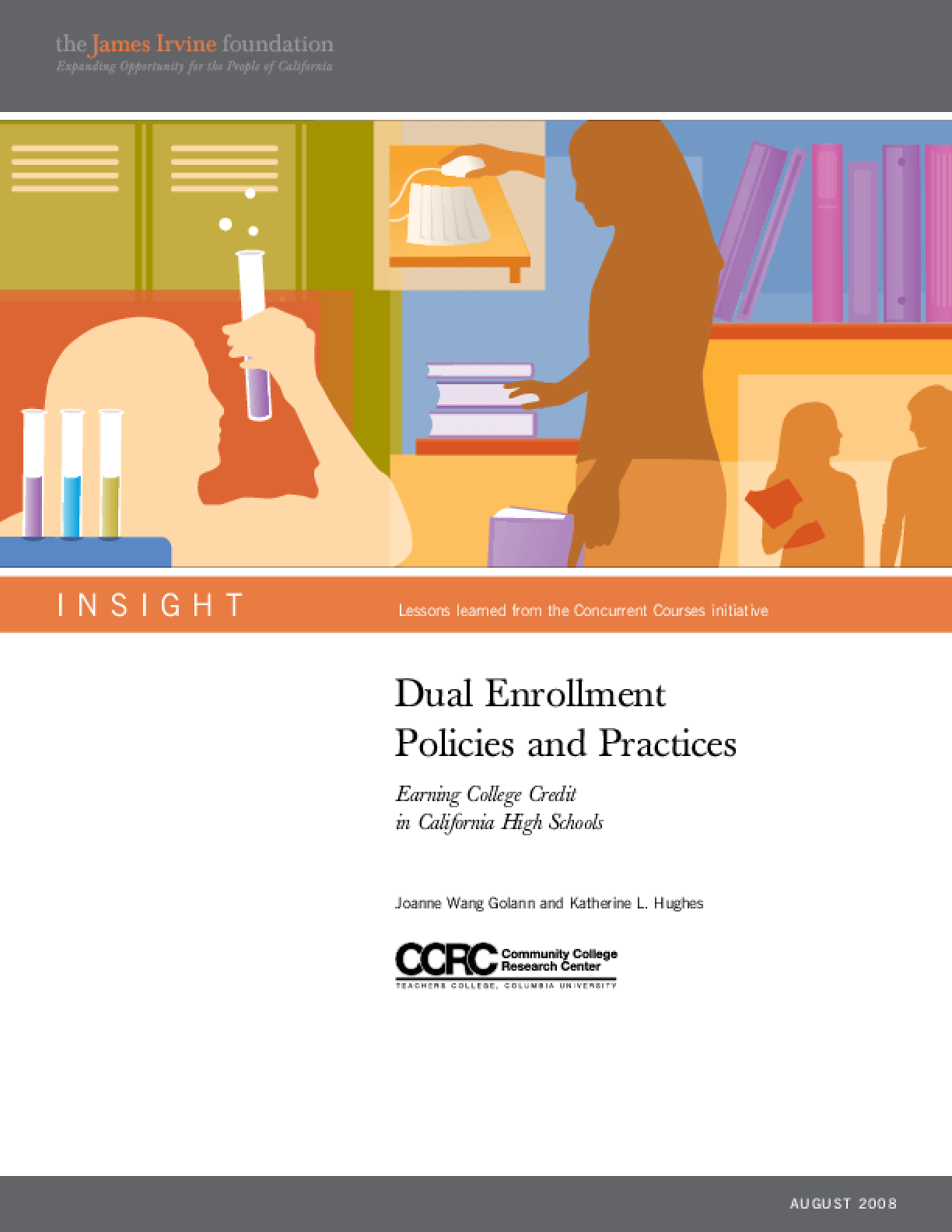 Dual Enrollment Policies and Practices