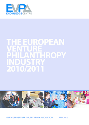 The European Venture Philanthropy Industry 2010/2011