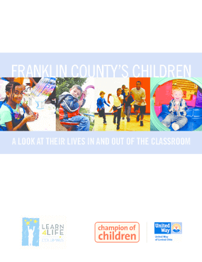 Franklin County's Children: A look at their lives in and out of the classroom