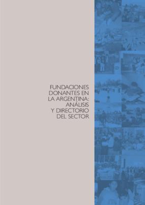 Fundaciones donantes en la Argentina