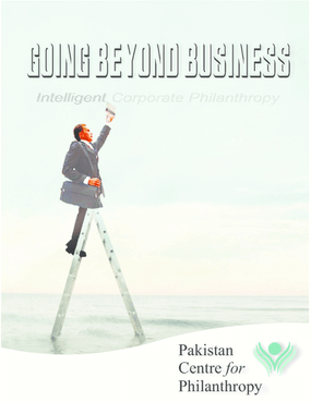 Going Beyond Business: Intelligent Corporate Philanthropy