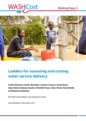 Ladders for Assessing and Costing Water Service Delivery, 2nd Edition