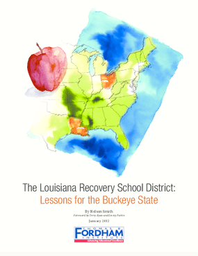The Louisiana Recovery School District: Lessons for the Buckeye State