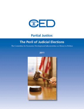 Partial Justice: The Peril of Judicial Elections