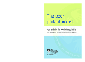 Poor Philanthropist: How and Why the Poor Help Each Other