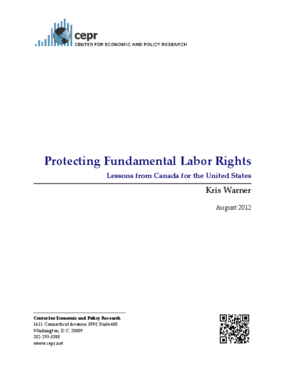Protecting Fundamental Labor Rights: Lessons from Canada for the United States