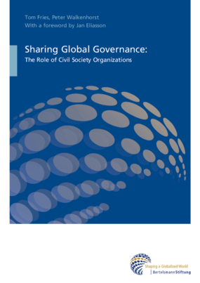 Sharing Global Governance: The Role of Civil Society Organizations