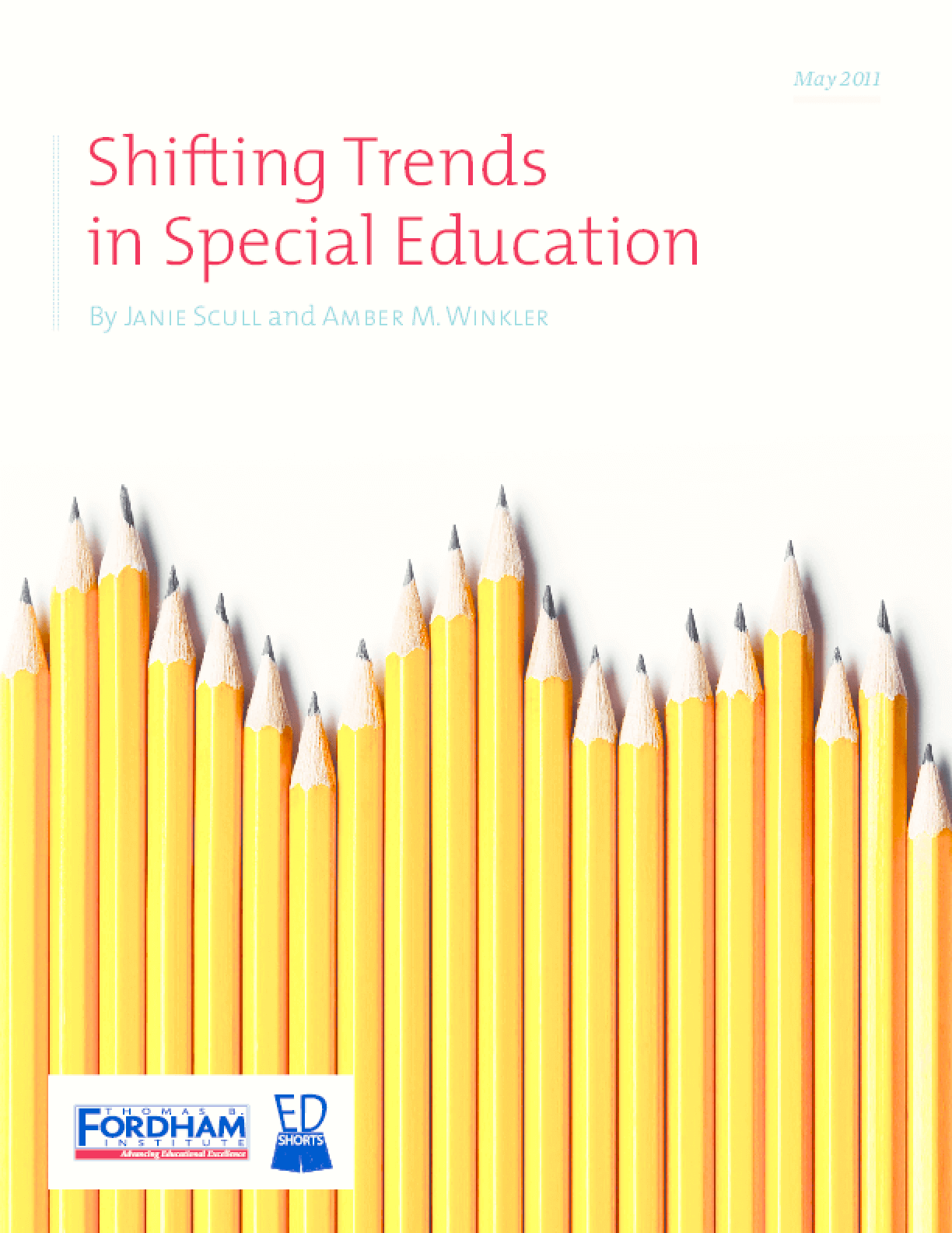 Shifting Trends in Special Education