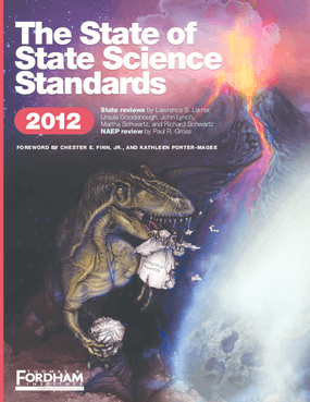 The State of State Science Standards 2012