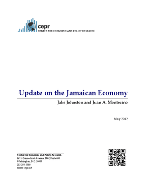 Update on the Jamaican Economy