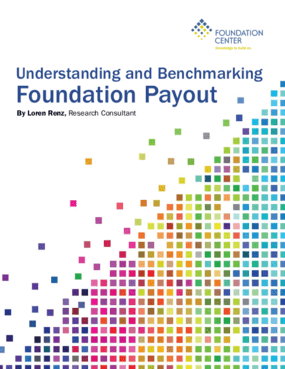 Understanding and Benchmarking Foundation Payout