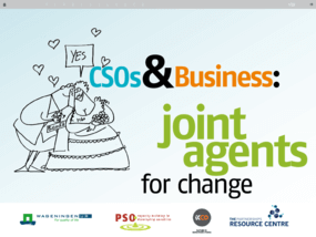 CSOs & Business: Joint Agents for Change