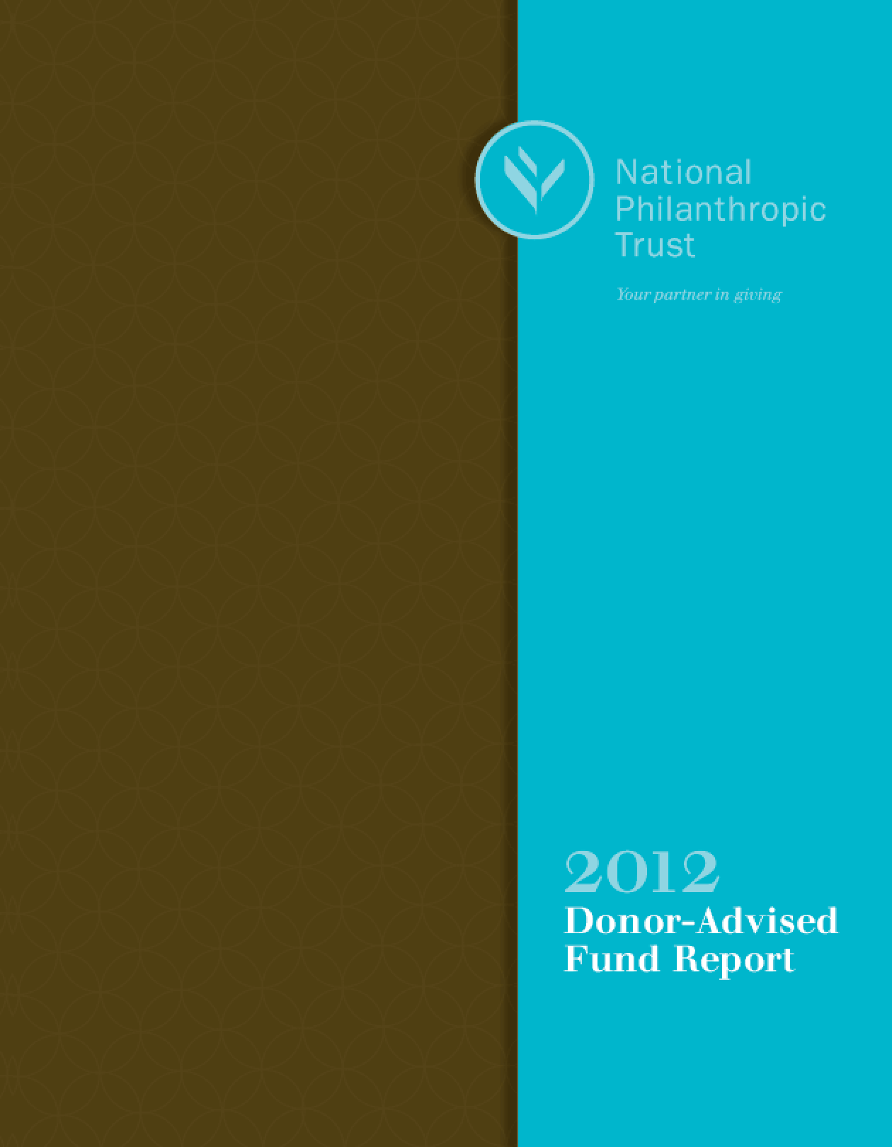 Donor-Advised Fund Report 2012