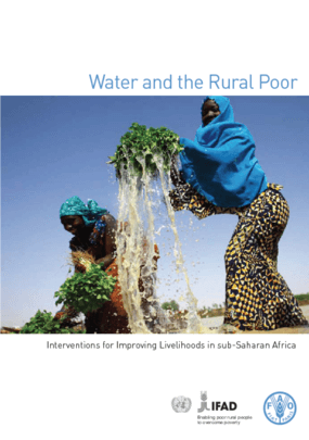 Water and the Rural Poor: Interventions for Improving Livelihoods in Sub-Saharan Africa