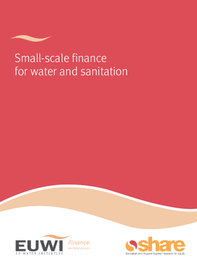Small-Scale Finance for Water and Sanitation