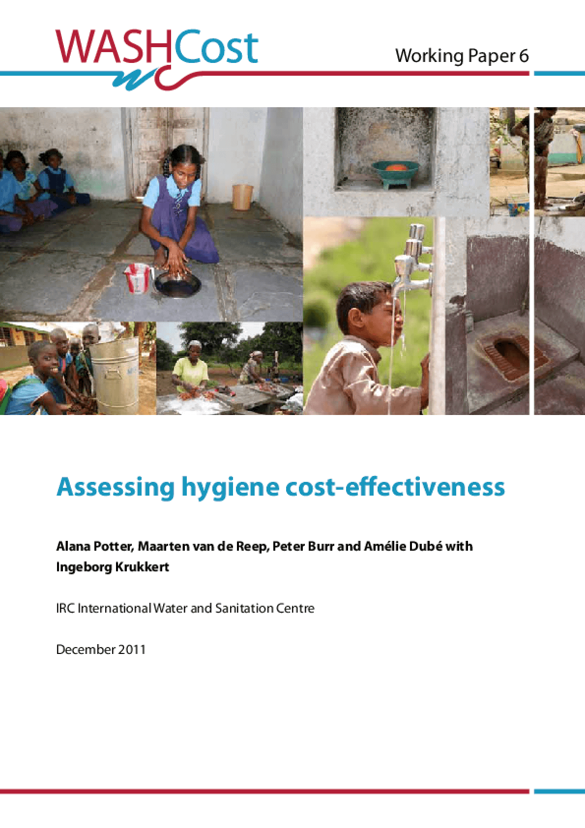 Assessing Hygiene Cost-Effectiveness