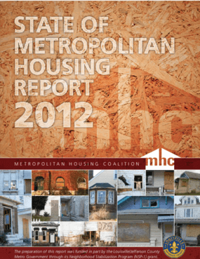 2012 State of Metropolitan Housing Report