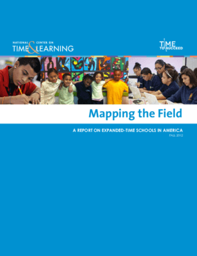 Mapping the Field: A Report on Expanded-Time Schools in America