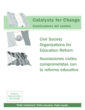 Catalysts for Change: Three Case Studies of Quality Education Worldwide
