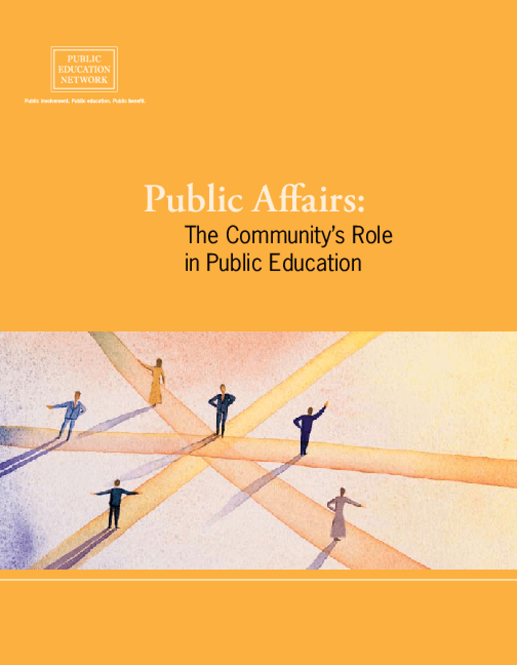 Public Affairs: The Community's Role in Public Education