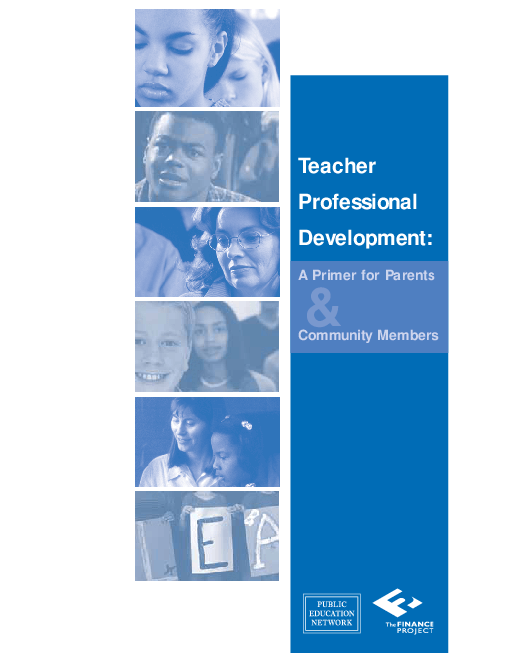Teacher Professional Development: A Primer for Parents and Community Members