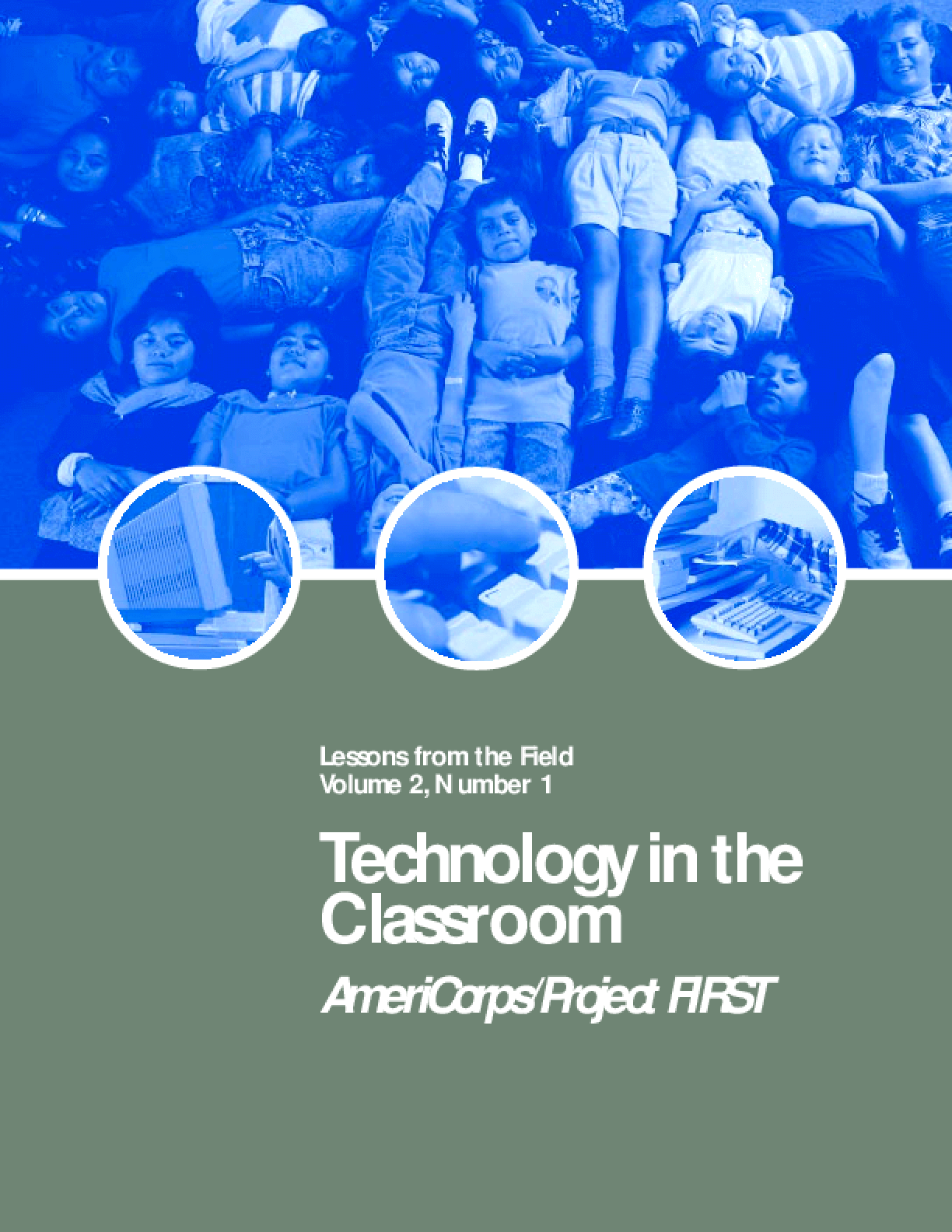 Technology in the Classroom: AmeriCorps & Project First