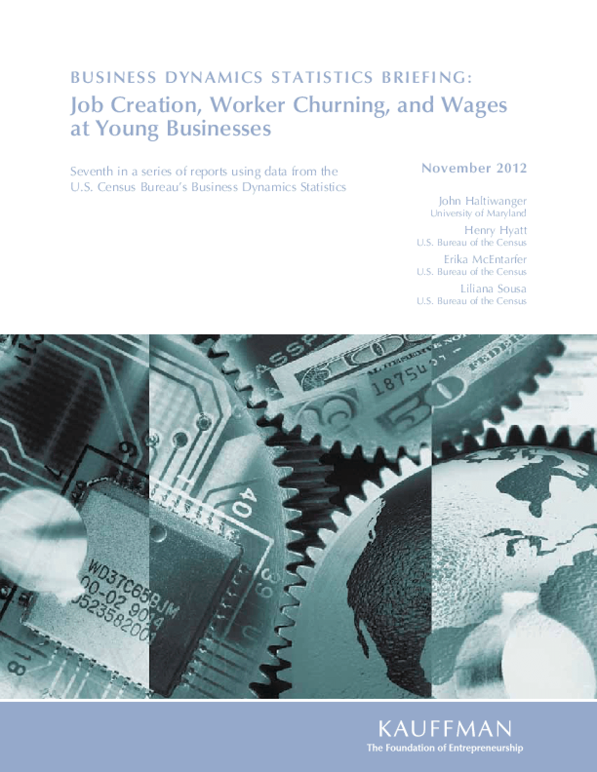 Job Creation, Worker Churning, and Wages at Young Businesses