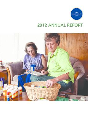 Commonwealth Fund 2012 Annual Report