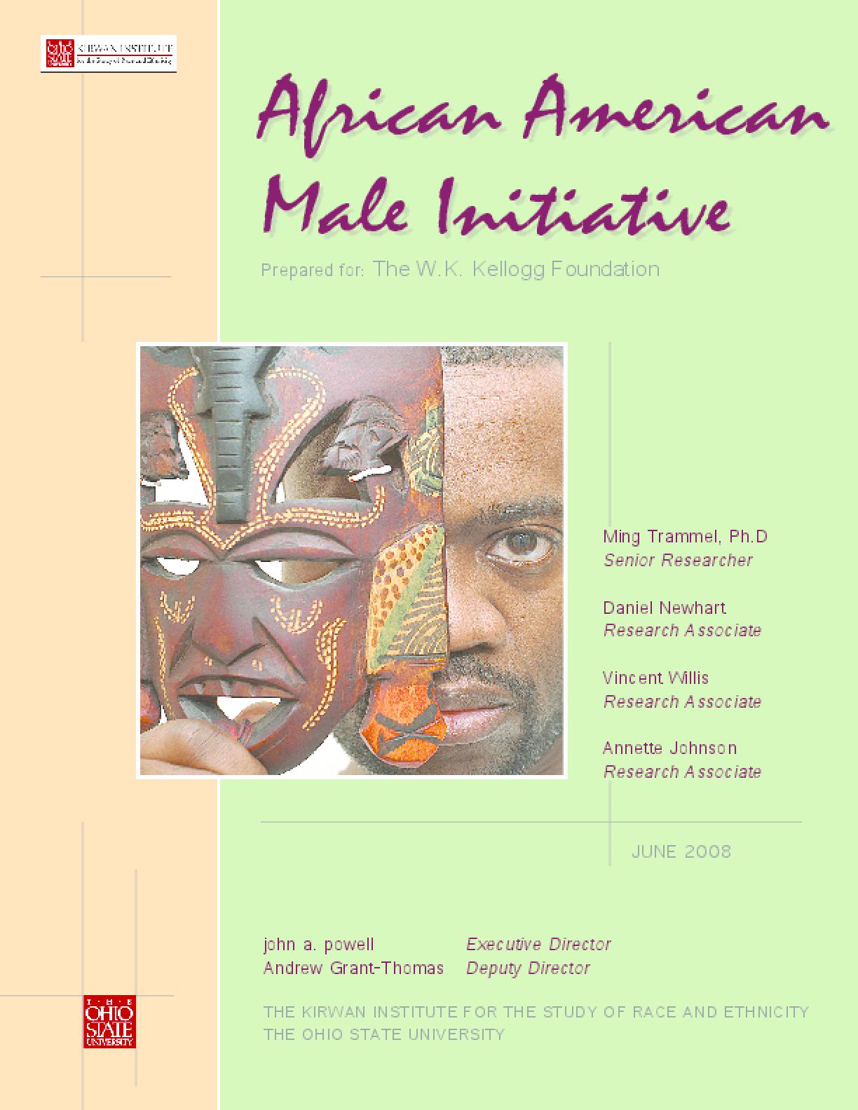 African American Male Initiative