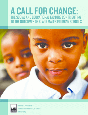 A Call for Change: The Social and Educational Factors Contributing to the Outcomes of Black Males in Urban Schools