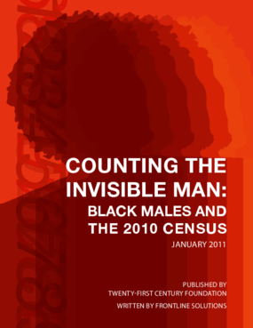 Counting the Invisible Man: Black Males and the 2010 Census