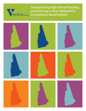 Strengthening High School Teaching and Learning in New Hampshire's Competency-Based System