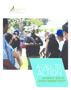 A Call to Action: Los Angeles' Quest to Achieve Community Safety