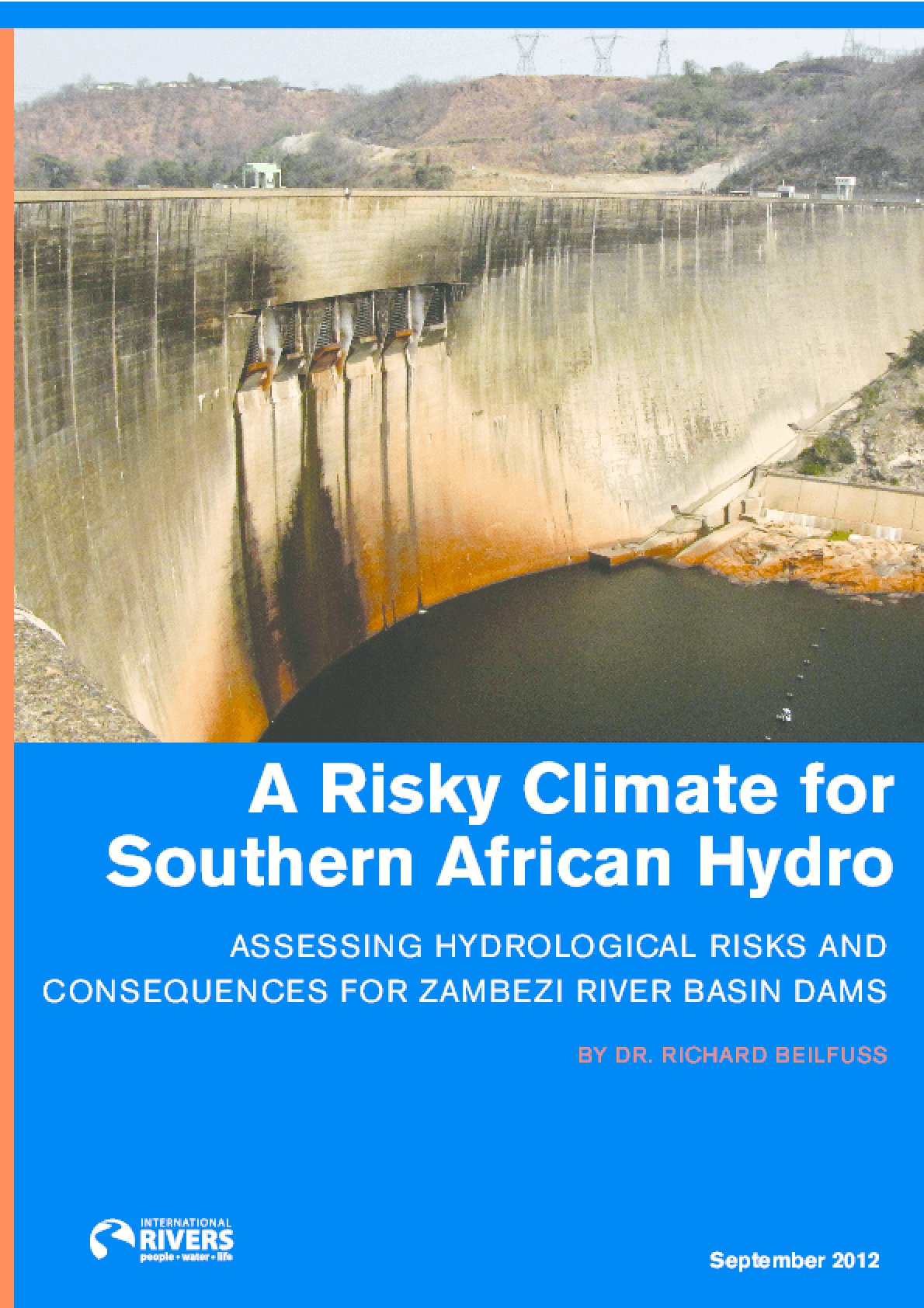 A Risky Climate for Southern African Hydro