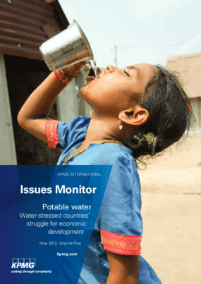 Potable Water: Water-Stressed Countries? Struggle for Economic Development