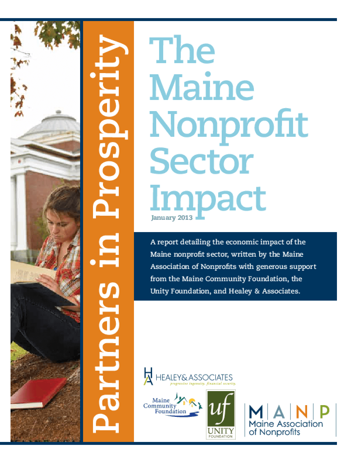 Partners in Prosperity: Maine Nonprofit Sector Impact